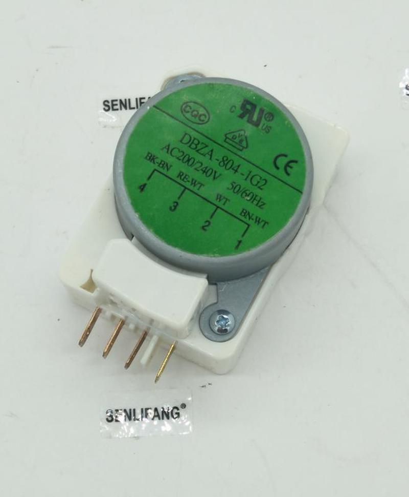 FOR Good Working High-quality For Refrigerator Parts DBZA-804-1G2 220V 50HZ Refrigerator Defrosting Timer Free Shipping