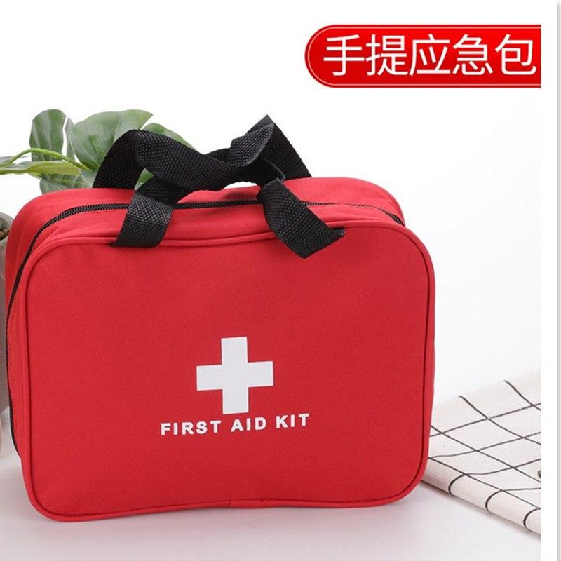 Аптечка медицинская для первой помощи, пустая сумка для путешествий и кемпинга, спасательный набор