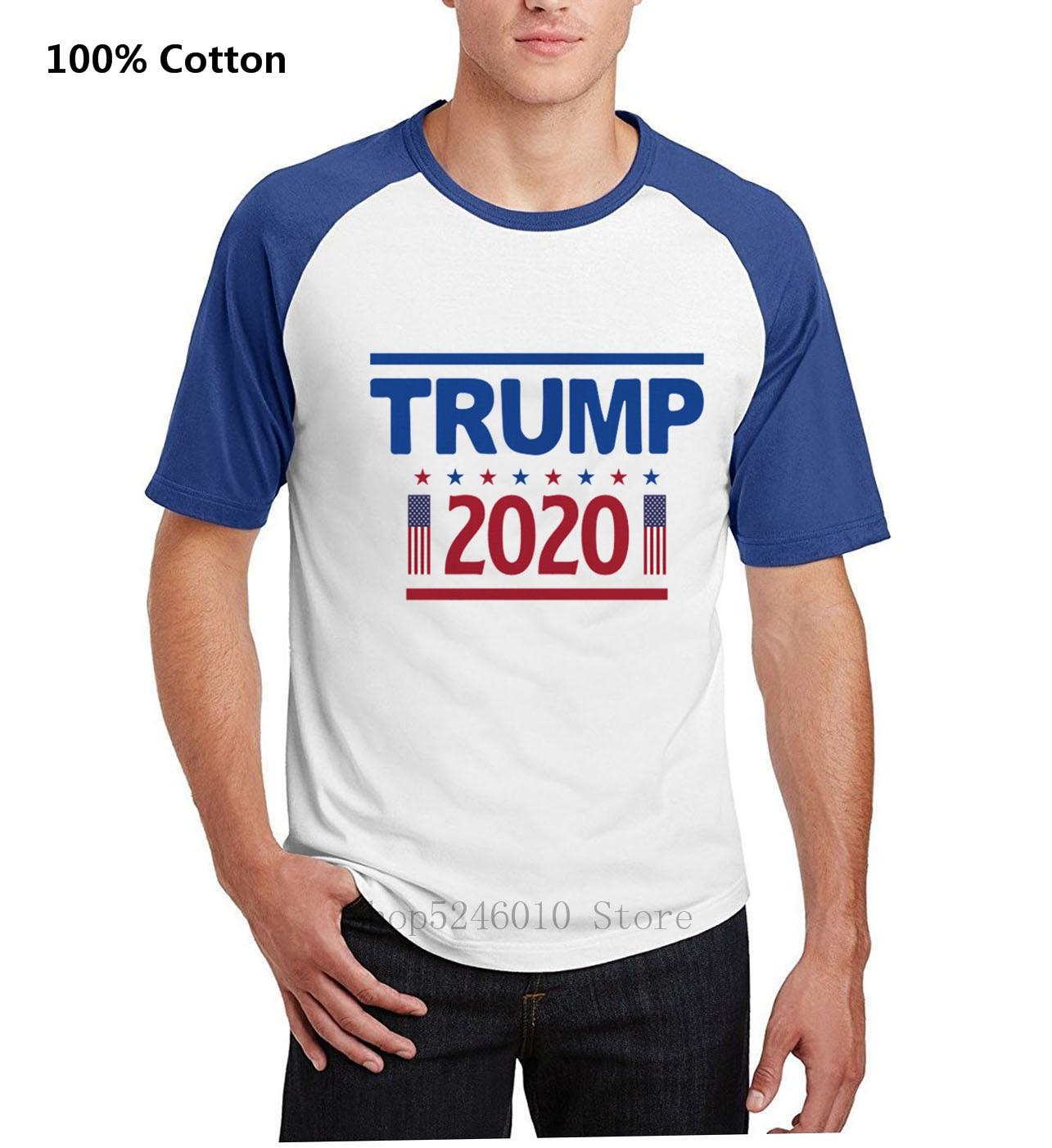 Trump 2020 Mens Fashion Short Sleeve T Shirt