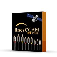 Best CCCam Lines Oscam for Europe Satellite Receiver GTmedia V8 Nova Linux HD Receptor Cline