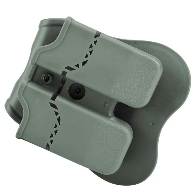 Купить тактический пистолет двойной мешочек для glock 17 19 colt 1911 картинки цена