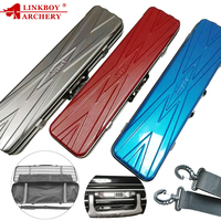 Archery Recurve Bow Case Password Takedown Hunting Bow Box Recurve Bow Password Bag Bow and Arrow Shooting Accessories