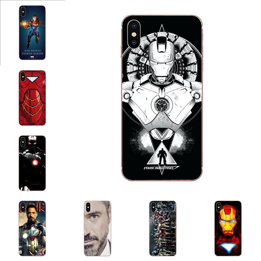 For HTC Desire 530 626 628 630 816 820 830 One A9 M7 M8 M9 M10 E9 U11 U12 Life Plus TPU Best Cases Iron Man Robert Downey Jr image