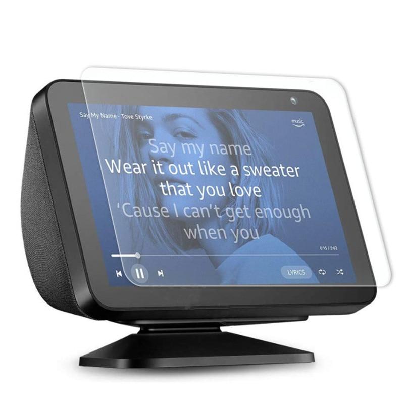 Ультратонкая защита экрана HD защитная пленка из закаленного стекла для Amazon Echo Show 8