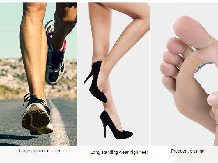 ortopedia cuidados com os pés masculino feminino