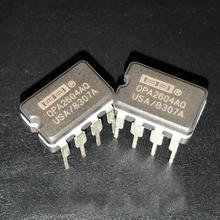 Amp Operational Amplifier OPA2604AQ LME49720NA AD827JN Dual-Op Replace Second-Hand 1piece