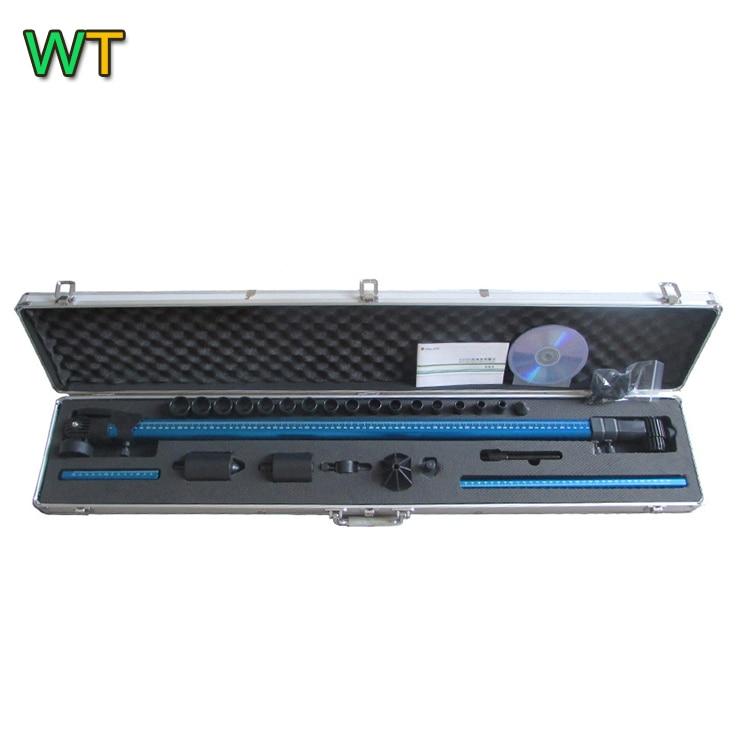 Система измерения шасси для ремонта кузова автомобиля/Измерительные инструменты для столкновений