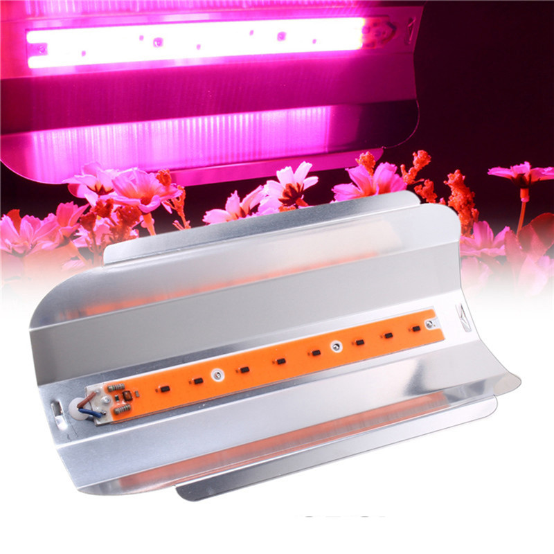 30W LED Grow Light  Full Spectrum Phyto Flood Lights Iodine Lamp LED Grow Lamp Waterproof 110V 220V Support Dropshipping