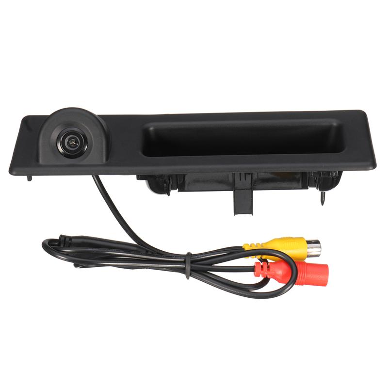 Car Trunk Handle Reversing 170° Rear View Camera For Bmw 3 5 X3 Series F10 F11 F25 F30 1
