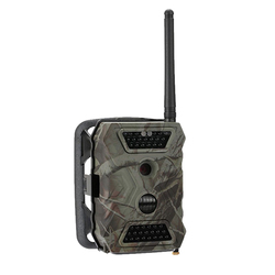 Trail Game Camera, S680M 2.0 Inch Lcd 12Mp Hd1080P 940Nm Night-Vision Hunting Camera with Mms Gprs Smtp Ftp Gsm Wildlife Camera
