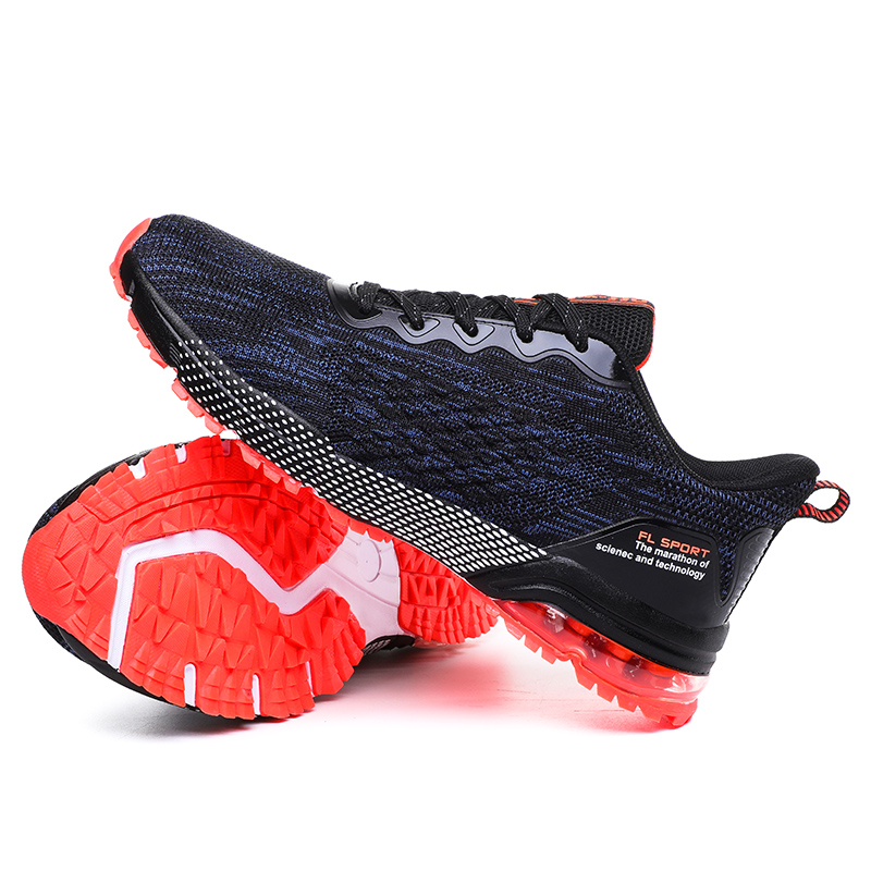 New Spring Summer Running Shoes Men Breathable Mesh Running Sneakers Big Size 39-46 Anti Slip Walking Footwears Mens Shoes 8