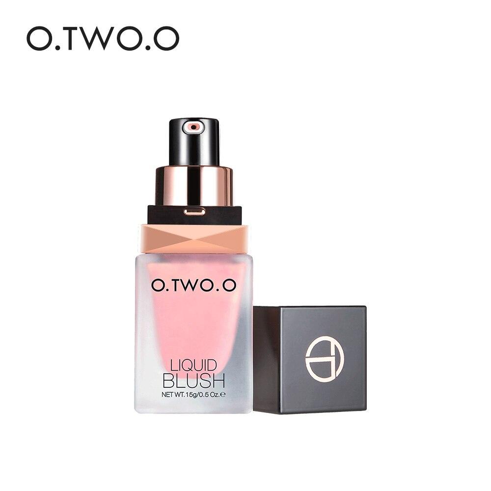 2019 nouveau fard à joues liquide Blush Rouge teint Blush eau émulsion cosmétiques