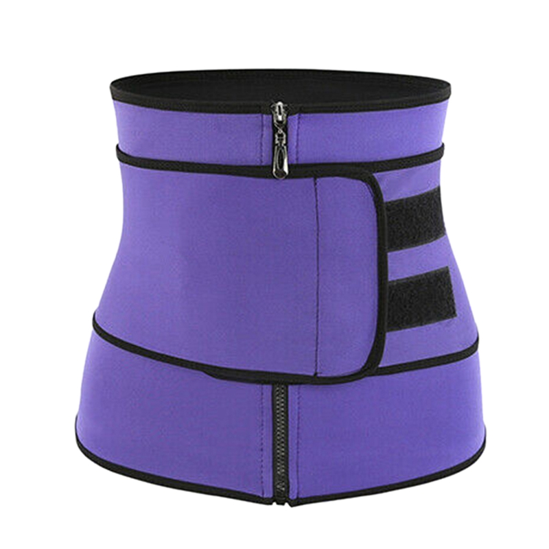 Waist Trainer Belt For Women Sport Girdle Belt With Running Yoga Gym Workout-Waist Cincher