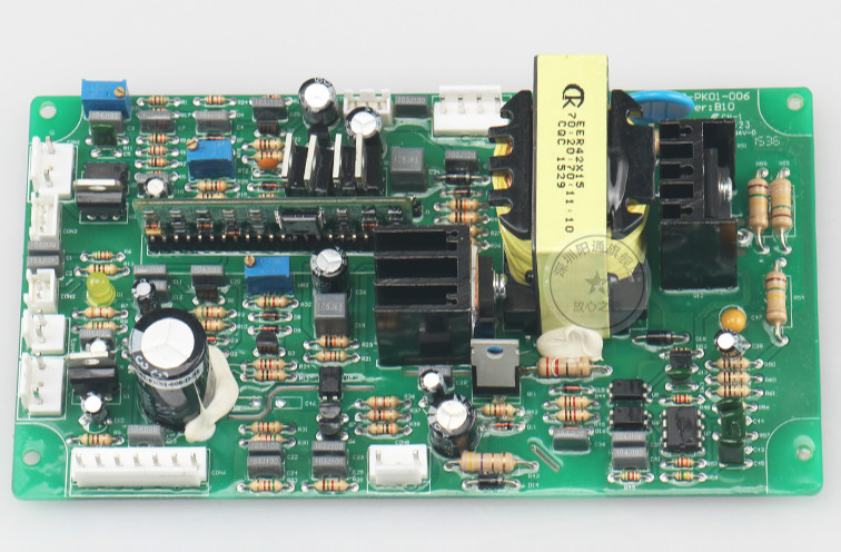 NBC/MIG250 Gas Shielded Welding Machine Control Board MOS Tube Inverter Two Welding Main Control Board