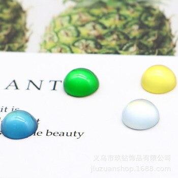LINAHOSHI FJDIY01, Gema de diamante de imitación DIY, se puede pegar en la cara u otros lugares como decoración