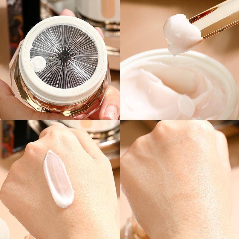 Cemoy Lumen riche léger crème de traitement du visage 50ml nourrissant éclaircissant rajeunir la peau frais brillant réduire les signes de vieillissement