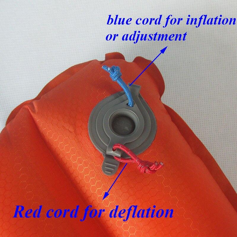 Image 3 - Коврик для сна JR Gear R 5,0 PrimaLoft, влагостойкий надувной  воздушный коврик для кемпингаinflatable air matair matjr gear -