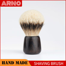 ARNO- Les Trois Mousquetaires-Aramis badger hair with sandalwood handle