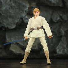 "SWหนุ่มLuke 6 ""Action Figure Original Black SeriesสะสมWarsตุ๊กตาของเล่น"