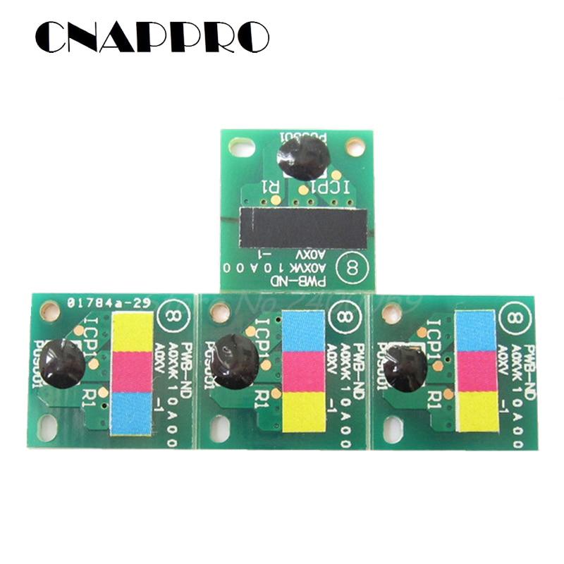 C Drum Imaging Chip for Konica Minolta Bizhub A0XV0TD C220 C280 C360 Refill