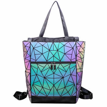 High-capacity Luminous unisex backpack Multi-Function 15-inch Laptop Backpacks Teenage school bag women Travel Shoulder Bags - Category 🛒 Luggage & Bags