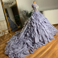 2020 Gorgeous Design Couture Elegant Celebrity Dress Long Beading Red Carpet Runaway Gowns Formal Pageant Women Party Vestidos