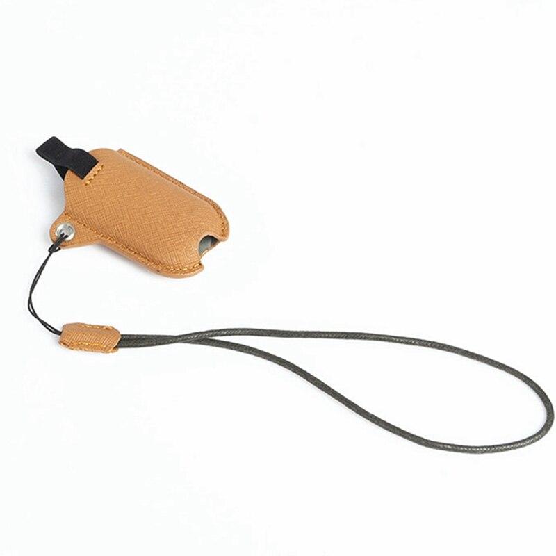Пылезащитный чехол из искусственной кожи чехол для переноски сумка с ремешком для Zero Pod Vape аксессуар - Цвет: ECI2561BR