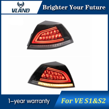 Car Tail Lamp accessories for VE S1&S2 LED Tail Light 2006-2013 Full LED Tail lamp with DRL+Reverse+Brake+signal