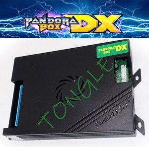 Pandora Box DX семейная версия 3000 в 1 есть 3d и 3P 4P игра может сохранить ход игры высокая оценка функция tekken Killer instinct