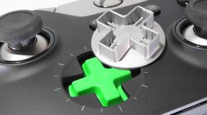 Image 5 - 11P استبدال مبادلة الإبهام السيطرة التناظرية عصا D الوسادة و الوفير زر الزناد ل XBOX ONE النخبة PS4 التبديل برو تحكم غمبد