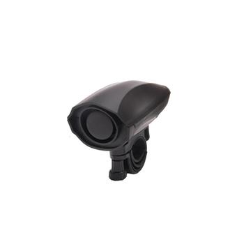 Dzwonek rowerowy łatwa instalacja montaż uchwytu antykorozyjny sygnał dźwiękowy dzwonek rowerowy dzwonek róg wysoka głośność głośny wyraźny dźwięk tanie i dobre opinie Zwyczajne bell Handlebar Ring Bell High Decibel Bike Bell Plastic 10*5*3cm Electric Bisiklet Horn Easy Installation Portable