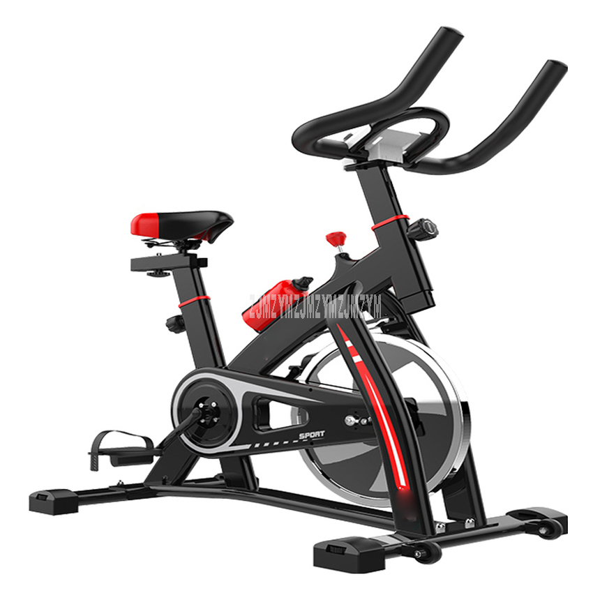 Ultra-quiet Home Bicycle Indoor Fitness Exercise Cycling Bike Trainer Sports Equipment Pedal Bicycle Carbon Steel Max Load 200kg