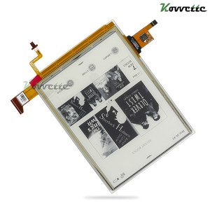 6-inch E-ink Carta 758 x 1024 LCD ink display ED060XH7 with backlight and touch for PocketBook touch Lux 3 PB626