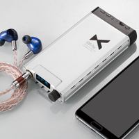 New XDuoo XD 05 PLus Upgrade Portable Audio DAC DSD256 Headphone HIFI DSD Amplifier Amp 32Bit/384 KHz With Dual Interchangeable
