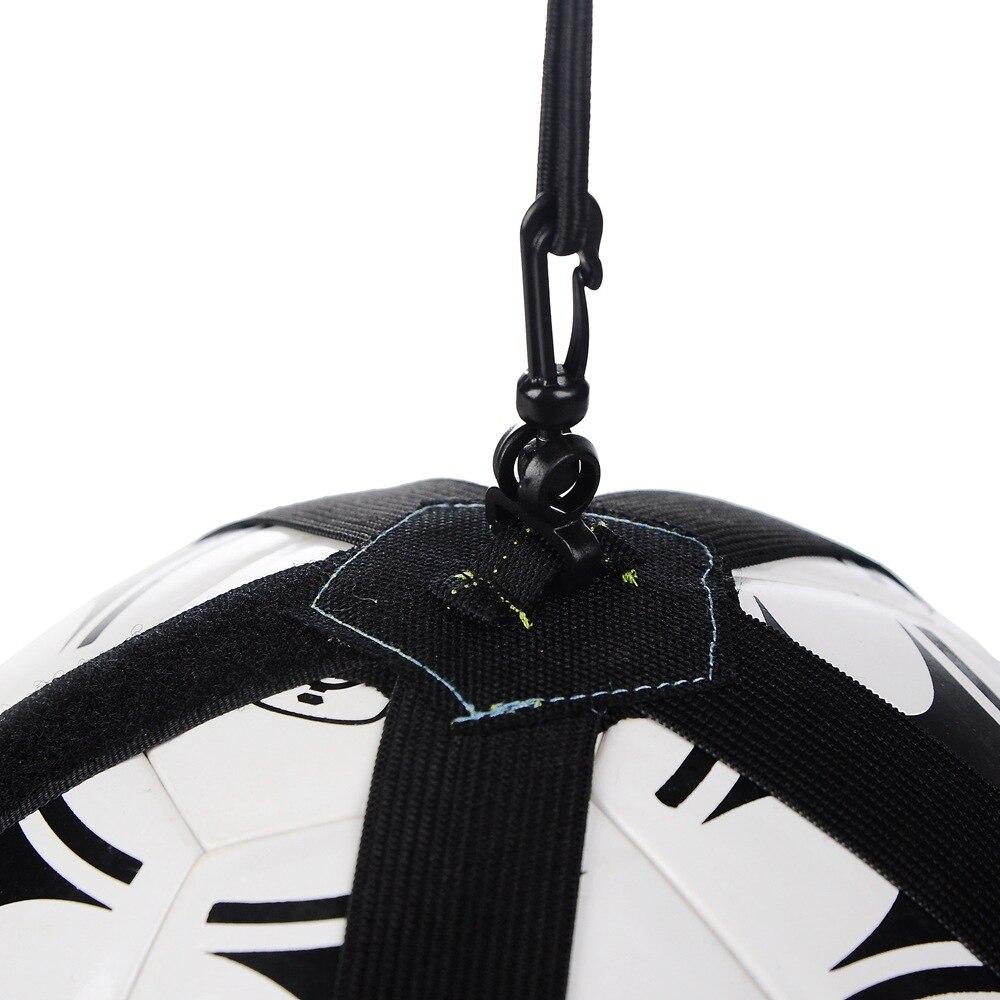 Sac de balle de Football, ceinture auxiliaire pour enfants, équipement d'entraînement de Football en Solo 4