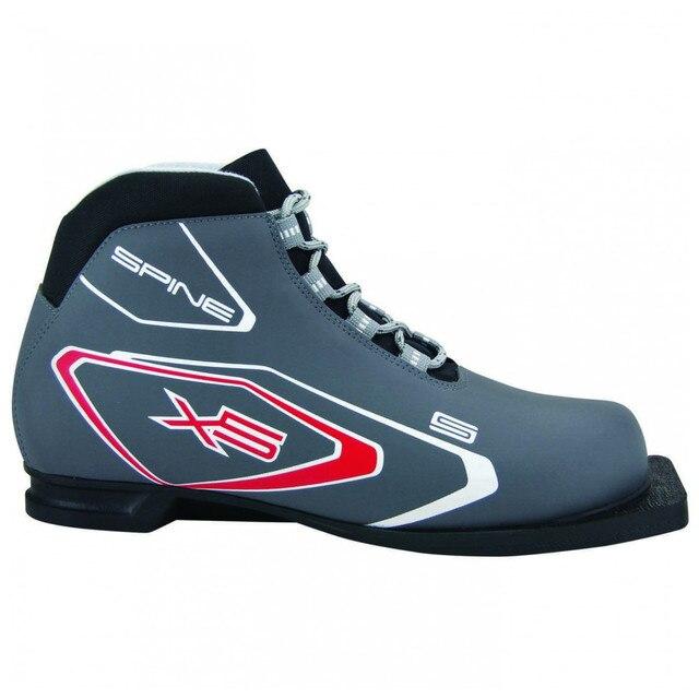 Ботинки лыжные NN75 Spine X5, размер 47