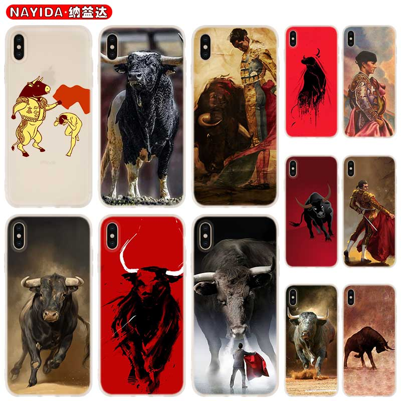 Matador's Match iPhone 11 case