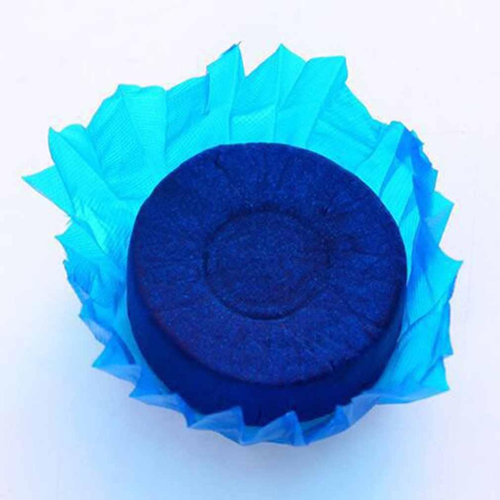 Niebieska bańka toaletowa automatyczna toaleta esencja wygodna i trwała dezodorant łazienkowy środek czyszczący do wc
