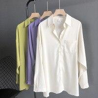Удлиненная рубашка с отложным воротником Цена 1270 руб. ($16.35) | 45 заказов Посмотреть