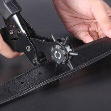 Leathercraft Punching For Leather Hole Punch For Belts Stitching Plier Perforator Eyelet