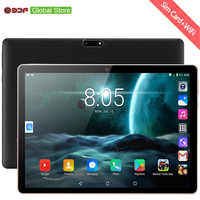 10 zoll Original 3G Anruf Android 7,0 Quad Core Tablet pc Android 7,0 32GB ROM WiFi GPS FM Bluetooth 1G + 32G Tablet