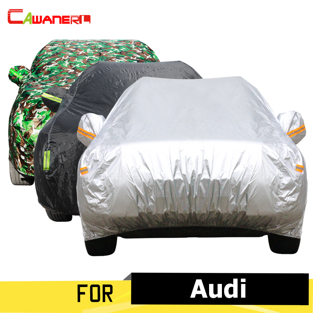 AUDI A1 Breathable Full Car Cover Water Resistant