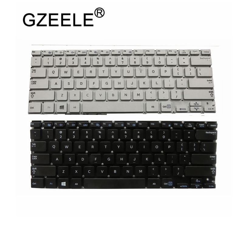 English New Keyboard For SAMSUNG NP530U3B 530U3B NP530U3C 530U3C NP535U3C 535U3C NP540U3C 540U3C 532U3C Black/white US