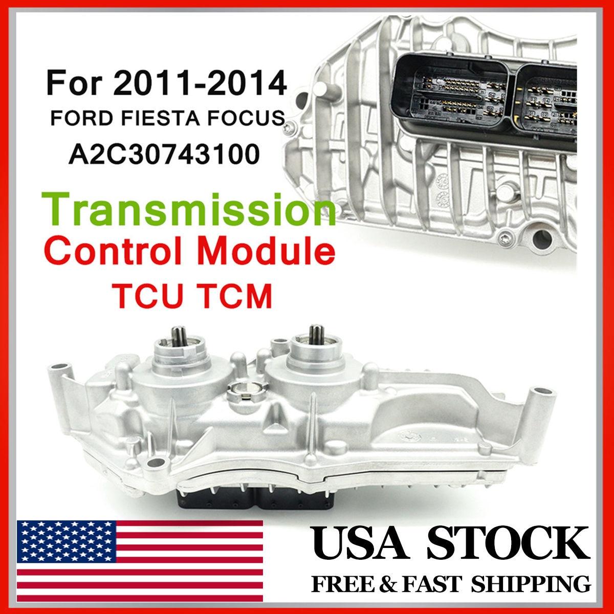 Transmission Control Module For FORDd FOCUS 2011-2014 Transmission Control Module TCU TCM A2C30743100 Control Module TCU TCM(China)
