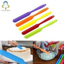 Silicone Spatula Scraper Pastry-Tools Cake-Cream-Mixer Kitchen-Accessories-Tool Baking-Batter