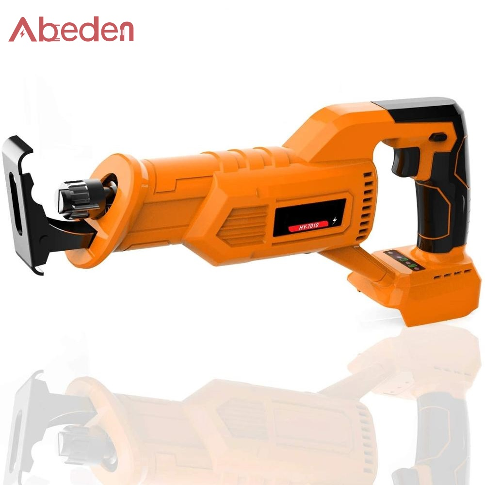 18V Electric Saw Cordless Reciprocating Saw For 18V Makita Battery for Wood Metal Pipe Cutting DIY Power Tool Woodworking Cutter