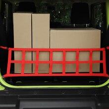 Organizer Cover Storage-Bag Trunk Cargo-Net Car-Interior Suzuki Jimny for Tidying Stowing
