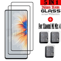 Vetro temperato per Xiaomi Mi Mix 4 vetro protettivo antideflagrante per Xiaomi Mi Mix 4 pellicola per fotocamera per Xiaomi Mi Mix 4
