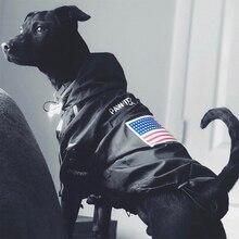 Lüks kış küçük köpek giysileri küçük büyük köpekler için fransız Bulldog giysi köpekler için giyim ceket köpek yüz ceket Chihuahua