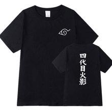 T-Shirt Anime Itachi Sasuke Oversize Harajuku Japanese Uchiha Short-Sleeve Tops Symbol